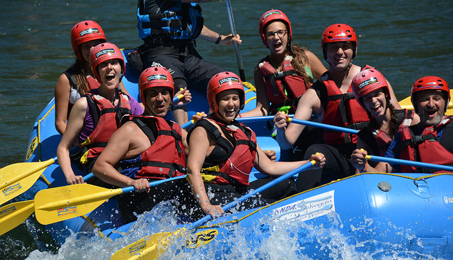 family-raft